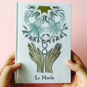Christian Dior Le Monde Tarot Notebook
